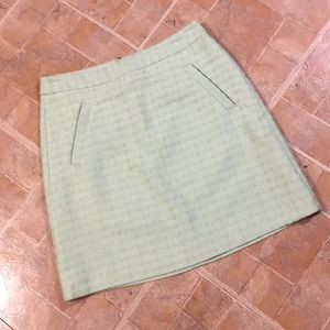 NWT The Limited lined midi skirt size women's 2